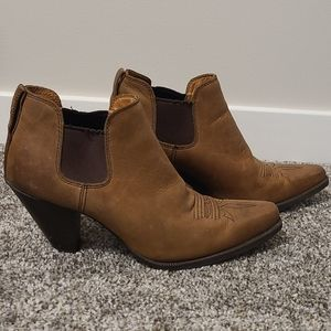 Twisted X Ankle Boots